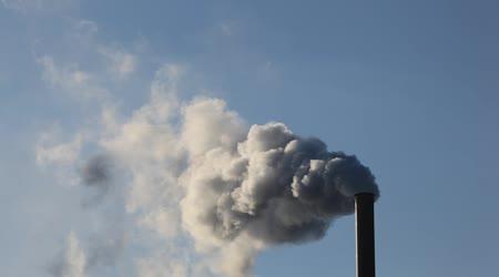Αποτέλεσμα εικόνας για σταθμό μέτρησης αέριων ρύπων στο Κορδελιό